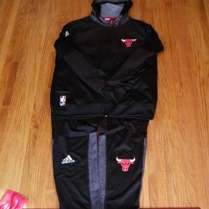 Chicago Bulls Warm up suit